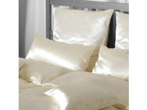 Silk pillowcase, Thicker silk - NATURAL / 26 momme (mm)