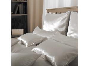 Silk pillowcase, Thicker silk - BROWN / 28 momme (mm)