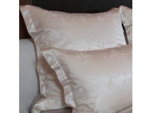 SIENNA Silk Pillowcase - Jacquard Thicker silk / 28 momme (mm)