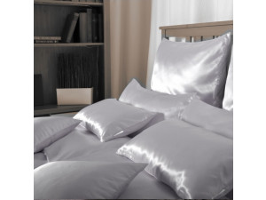 Silk pillowcase, Thicker silk - PURPLE / 28 momme (mm)