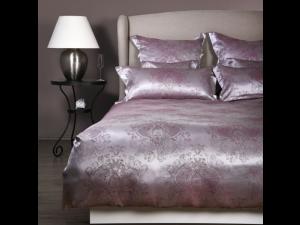 LIA DREAM Silk Flat sheet - Heavy Jacquard silk / 31 momme (mm)