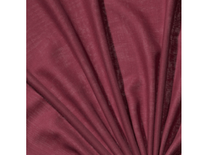 Fine Merino Etamine - BURGUNDY - width 148 cm, weight 115g/m2