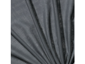 Fine Merino Etamine - GREY  BROWN - width 148 cm, weight 115g/m2