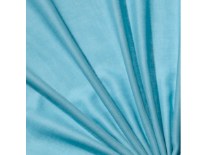 Fine Merino Etamine - LIGHT BLUE - width 148 cm, weight 115g/m2