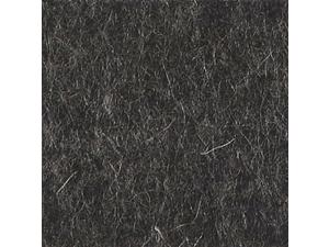 Wool Felt - ANTRHACITE MOTTLED - width 45 cm, thickness cca 3 mm