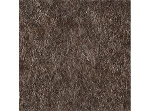 Wool Felt - BROWN MOTTLED  - width 45 cm, thickness cca 3 mm
