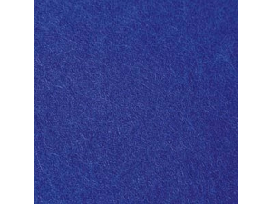 Wool Felt - ROYAL  - width 45 cm, thickness cca 3 mm