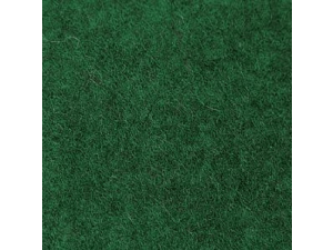 Wool Felt - DARK GREEN  - width 45 cm, thickness cca 3 mm