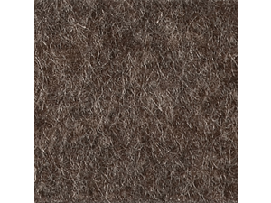 Wool Felt - BROWN MOTTLED - width 180 cm, thickness cca 1,5 mm
