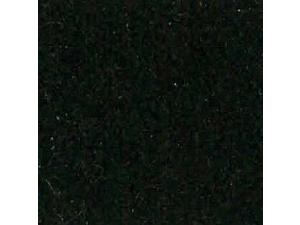 Wool Felt - BLACK - width 180 cm, thickness 1,5 mm