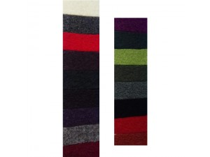 Wool knitted Walk Loden, SAMPLES CARD