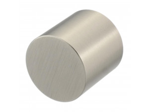 Metal Cover for rope Ø 30 or 40 mm - MAT NICKEL