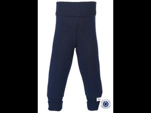 BIO Cotton Baby Pants, BLUE - size 50/56 to 86/92